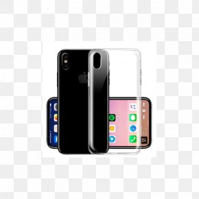 Iphone X Broken - IPhone X Apple IPhone 7 Plus Mobile Phone Accessories Thermoplastic Polyurethane Telephone PNG