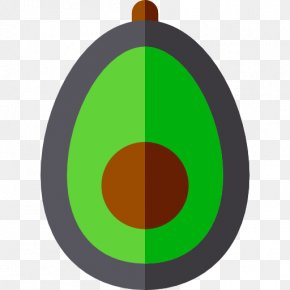 A Avocado - Avocado Food Icon PNG