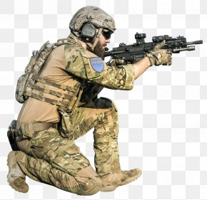 Military Man - United States Armed Forces Military Soldier PNG