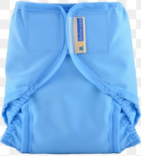 Blue Covers - Cloth Diaper Hook And Loop Fastener Clothing PNG