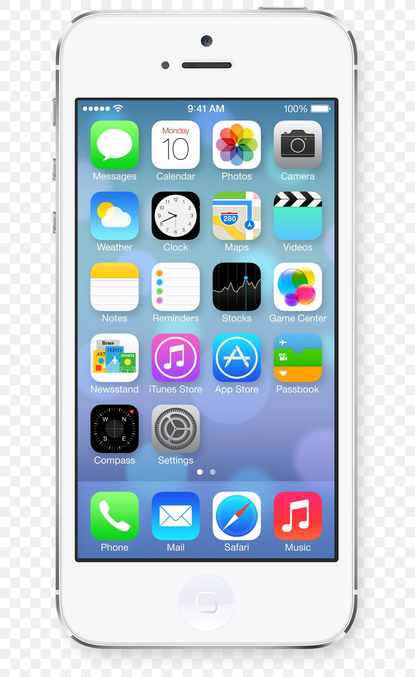 Iphone 5s Iphone X Home Screen Ios Png 686x1336px Iphone