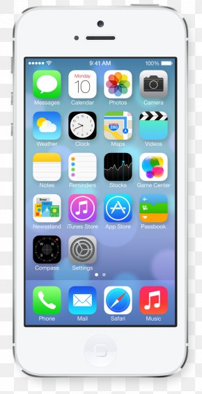 Iphone Picture Transparent - IPhone 5s IPhone X Home Screen IOS PNG