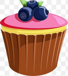 Muffin Baked Goods - Cake Dessert Baking Cup Food Clip Art PNG