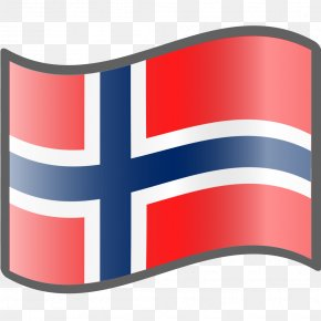 Pixel Flag - Flag Of Norway Norwegian Flag Of Sweden PNG