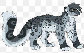 Cheetah Vector - Snow Leopard Tiger Felidae Drawing PNG
