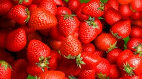 Strawberry - Strawberry Food Anthocyanin PNG