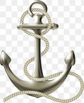 Anchor PNG - Anchor Ship's Wheel Clip Art PNG
