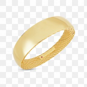 Gold Ring - Bangle Gold Jewellery Bracelet Earring PNG