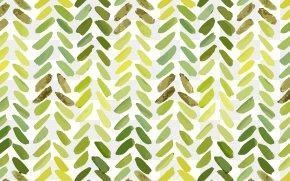 Green Leaves Shading - Desktop Environment Display Resolution Wallpaper PNG