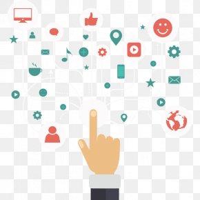 Social Media - Social Media Marketing Digital Marketing Social Media Optimization Content Marketing PNG