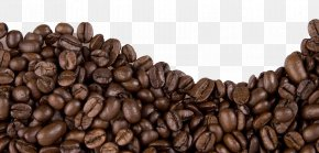 Coffee Beans Image - Jamaican Blue Mountain Coffee Cafe Coffee Bean PNG