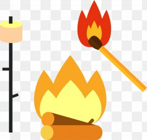 Cartoon Flame - Campfire Royalty-free Shutterstock Icon PNG