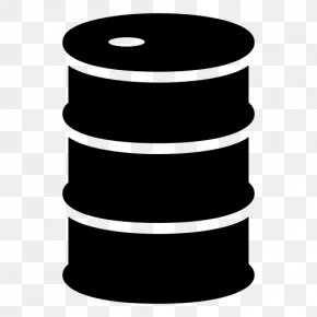 Drum - Cylinder Font PNG