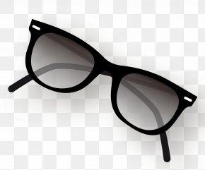 Vector Sunglasses Material - Euclidean Vector Material Sunglasses PNG