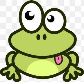 June Cliparts - Frog Clip Art PNG