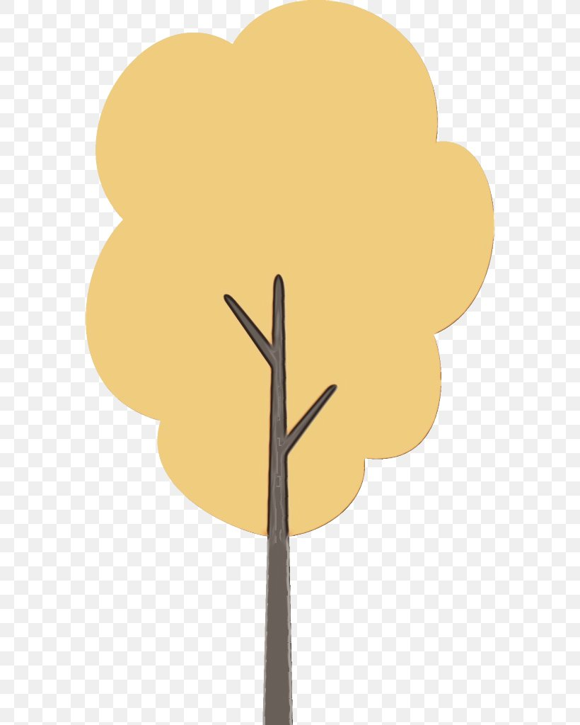 Leaf Tree Plant Plant Stem, PNG, 580x1024px, Watercolor, Leaf, Paint, Plant, Plant Stem Download Free