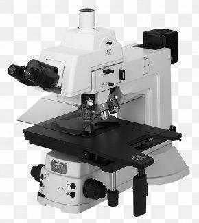 Inverted Microscope - Optical Microscope Optics Semiconductor Nikon PNG