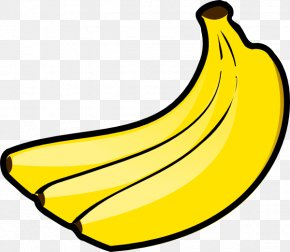 Cartoon Bananas - Muffin Banana Free Content Clip Art PNG