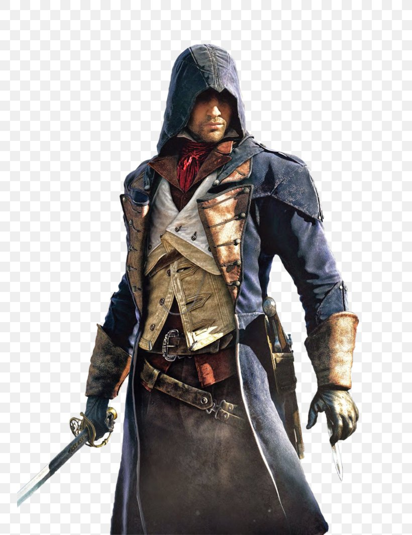 Assassin's Creed Unity Assassin's Creed Syndicate Assassin's Creed: Origins Assassin's Creed IV: Black Flag, PNG, 752x1063px, 4k Resolution, Assassin S Creed Unity, Action Figure, Android, Arno Dorian Download Free