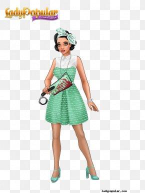 Twilight Zone Day - Lady Popular Fashion Week Clothing Fashion Design PNG