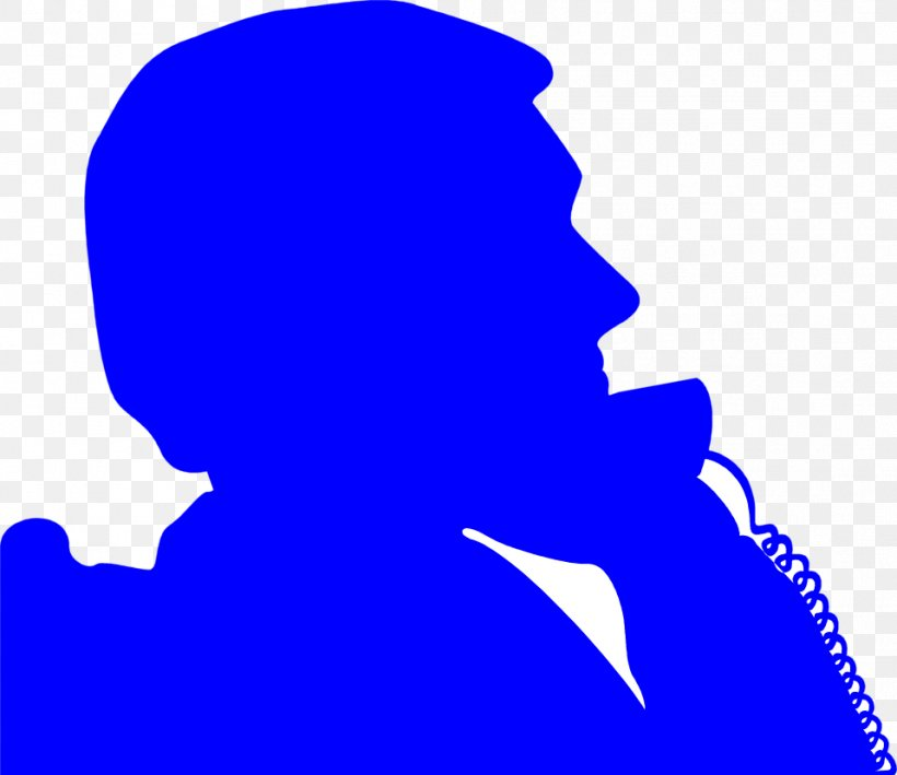 TeELPA Silhouette Telephone Photography, PNG, 958x829px, Silhouette, Blue, Drawing, Electric Blue, Human Behavior Download Free