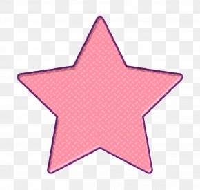 Peach Star - Essential Compilation Icon Star Icon PNG