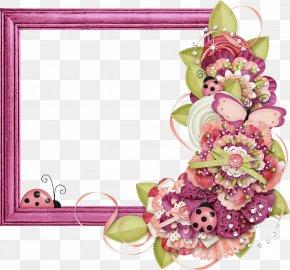FLOWER FRAME - Cut Flowers Floral Design Floristry Flower Bouquet PNG