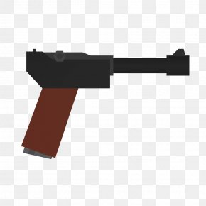 Weapon - Trigger Unturned Luger Pistol Ranged Weapon PNG