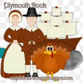 Mayflower Pilgrim Crossword - Plymouth Jamestown Pilgrims Thanksgiving Day Clip Art PNG