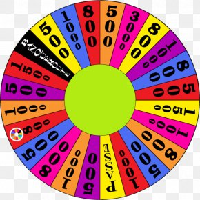 1987 Tour De France - Wheel Of Fortune Raffle Sortition Tombola PNG
