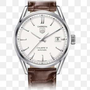 Watch - Automatic Watch TAG Heuer Chronograph Jewellery PNG