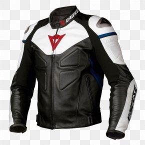 Jacket - Leather Jacket Motorcycle Dainese PNG