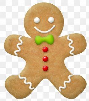 Ginger - Ginger Snap Gingerbread Man Clip Art PNG