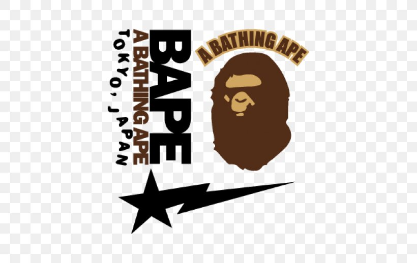 Gruñido Artificial Asco  A Bathing Ape Logo Cdr, PNG, 518x518px, Bathing Ape, Billionaire Boys Club,  Brand, Cdr, Facial Hair