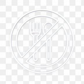 Blackandwhite Symbol - Eid Mubarak Graphic Design PNG