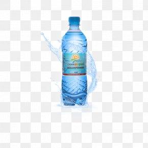 Bottle - Mineral Water Water Bottles Distilled Water Carbonated Water Aqua Vitae PNG