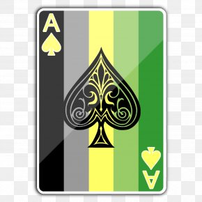 Ace Of Spades - Ace Of Spades Playing Card Tattoo PNG