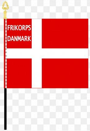 Rectangle Christian Frederik Von Schalburg - British Flag PNG