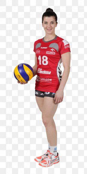 Volleyball - Lucyna Borek Cheerleading Uniforms Polish Women's Volleyball League KS DevelopRes Rzeszów PNG