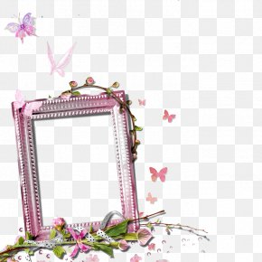 Maman - Mother's Day Picture Frames Photography PNG