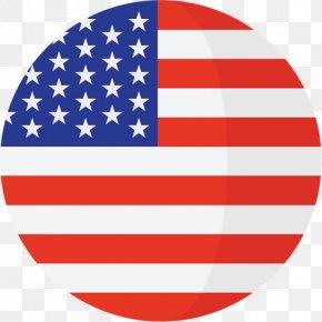 United States - United States Parachute Association Parachuting Flag Of The United States PNG