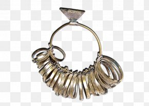 Ring Size - Jewellery Earring Necklace Leon Megé PNG