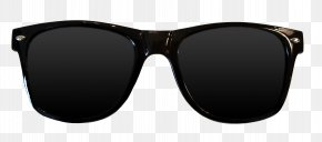 Sunglasses Picture - Sunglasses Ray-Ban Wayfarer Lens PNG