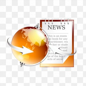 Global News Icon - Earth News Icon PNG