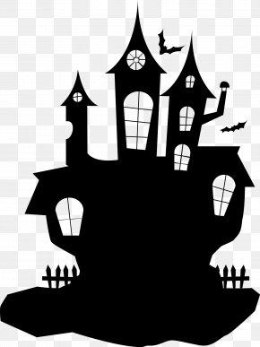 Vector Halloween Castle - Haunted Castle New York's Village Halloween Parade Jack-o'-lantern PNG