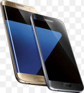 Samsung - Samsung GALAXY S7 Edge Android Smartphone Price PNG