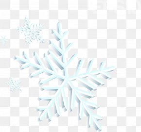 Vector Snowflakes - Snowflake Euclidean Vector Download PNG