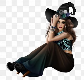 Witch - Witch Photography Digital Art PNG