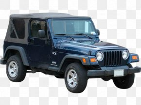 Jeep - Jeep CJ 1997 Jeep Wrangler Car Jeep Wrangler (TJ) PNG