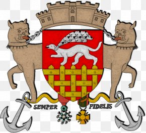 Semper Fidelis - Saint-Malo Clip Art Eagle, Globe, And Anchor Coat Of Arms History PNG